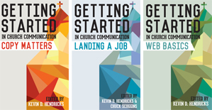 The Getting Started ebooks: Copy Matters, Landing a Job & Web Basics